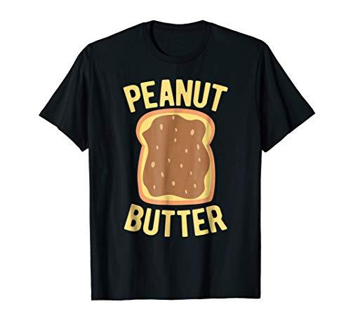 Peanut Butter & Jelly Sandwich - Funny Halloween Costume