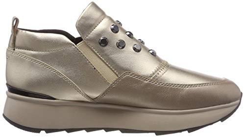 Geox Infilare champagne Oro Cb500 Donna Sneaker A D Gendry aRqraZ