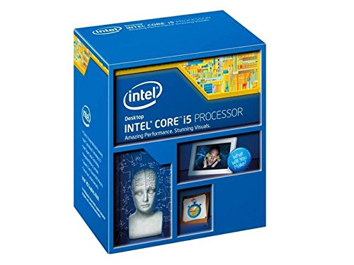 251 opinioni per Intel 1150 i5-4690K Ci5 Box Processore da 3,5 Ghz, Nero