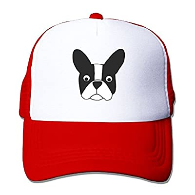 Swesa Happy Husky Baseball Cap Adjustable Snapback Mesh Trucker Hat by Swesa