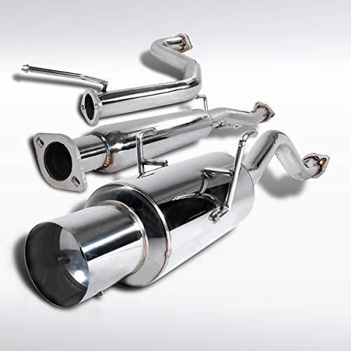 Autozensation For Acura Integra JDM N1 Catback Exhaust System Muffler Kit