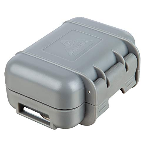 Gorilla Box Heavy-Duty Waterproof Magnetic Stash Case for GPS Trackers & Spare Keys - Rust-Proof Magnet - Color-Matched to Car Chassis