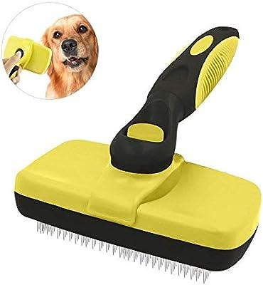 Cepillo de Auto-Limpieza for el Aseo for Perros y Gatos, for ...