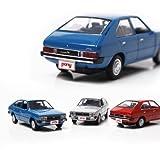 [Hyundai Toys Collation] Mini Car 1:38 Scale Unique Miniature Diecast Model 1-pc Set For 1985 Hyundai Pony Excel (Gray)