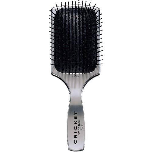 Resin Cricket (Cricket Visage Static Free Paddle Brush)