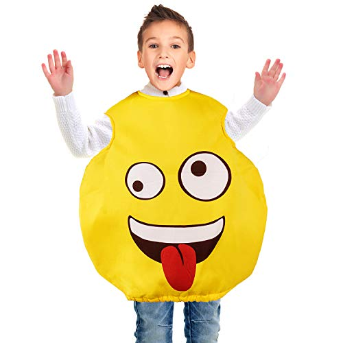 Tigerdoe Emoticon Costume - Funny Costumes for