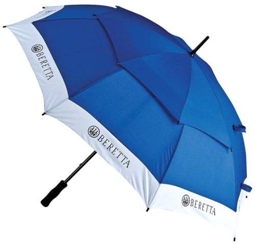 Beretta OM33-0414-0560 Parapluie de sport Bleu/Blanc OM3304140560