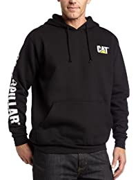 Big and Tall Men's Trademark Banner Hooded Sweatshirt