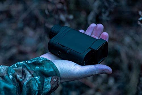 Black X-Vision Digital Night Vision Monocular See up to 150 yards in total darkness XANB60 6X Zoom