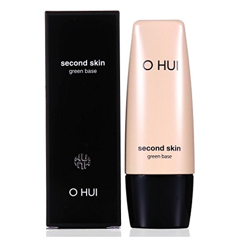 Pacific Skin Foundation (Ohui New Makeup Base Second Skin 40ml SPF20/PA+++(Green base))