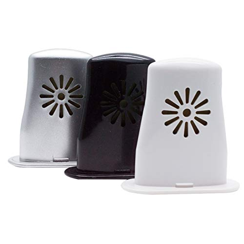 Timiy Acoustic Guitar Humidifier(3Pcs) in Black,White,Silver (Guitar Humidifier Sponge)
