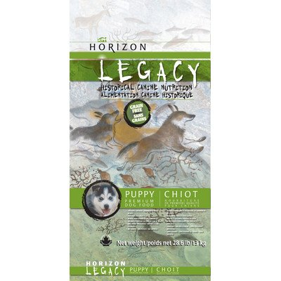 Legacy Puppy Dry Dog Food Size: 8.8 lbs
