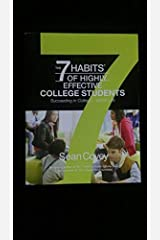 7 Habits of Highly Effective College Students Paperback