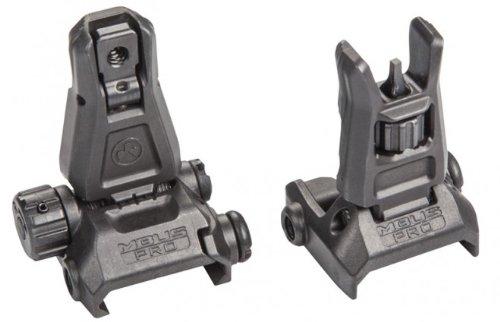 Magpul MBUS PRO Steel Sight Set MAG275 & MAG276 ()