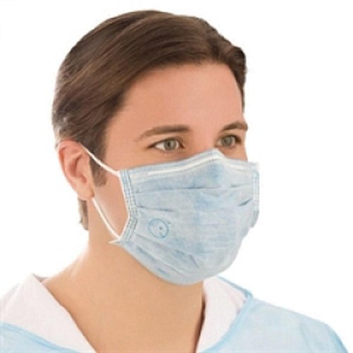 Medline Industries Antiviral Masks Latex
