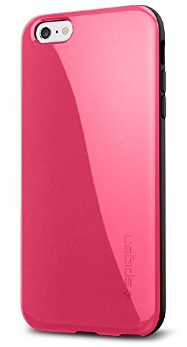 Spigen iPhone 6 Plus Case Capella Series Azalea Pink SGP11184