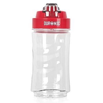 Duronic 400 CR/RD Botella de Agua Deportiva Niños de Recambio para la Batidora de