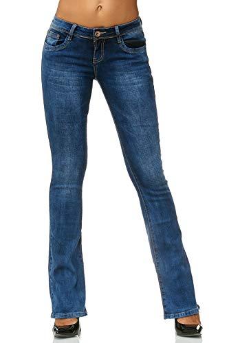 Dodo Sfilacciato Jeans D2470 In Pantalone Con 2 Blu Donna Bavero I RAqd0R