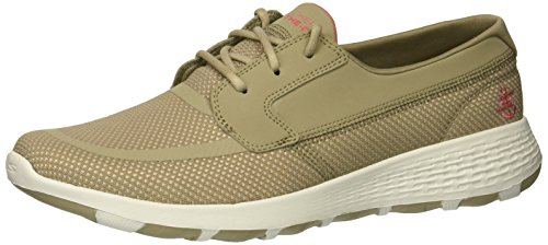 - Skechers Performance Women's on-the-GO Cool Boat Shoe,taupe/pink,8.5 M US