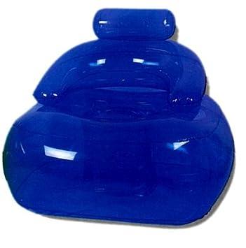 Aufblasbarer Sessel BLOW  Blau