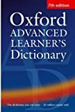 img - for Oxford Advanced Learner's Dictionary book / textbook / text book