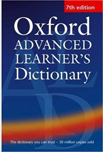Oxford English Learners Dictionary Pdf