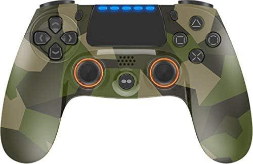 Two Dots - Mando Power Pad 4 Evo, Color Camuflaje (Nintendo Switch): Amazon.es: Videojuegos