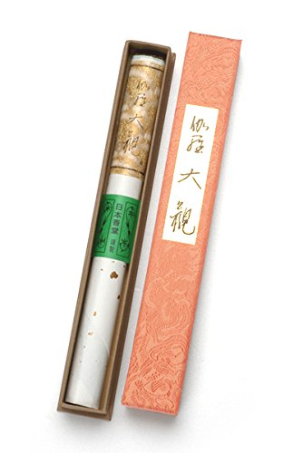 Nippon Kodo – Kyara Taikan – プレミアムAloeswood Long Stick Incense 100 Sticks B01351BP40
