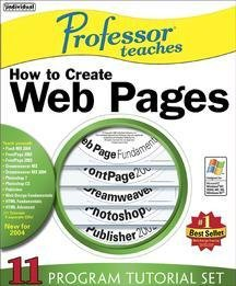 Professor Teaches Web Pages 4.0 (Old Version)