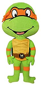 Amazon.com: Jay At Play Teenage Mutant Ninja Turtles Seat Pets (Michelangelo): Toys & Games