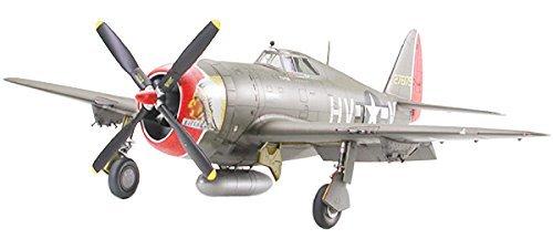 Tamiya 1/48 masterpiece machine No.86 1/48 Republic P-47D Thunderbolt Razorback 61086