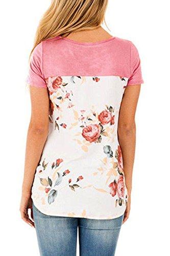 Cross Short Sleeve Shirt - 8