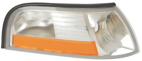 Eagle Eyes FR369-U000L Mercury Driver Side Park/Side Marker Lamp Driver Side Park Lamp