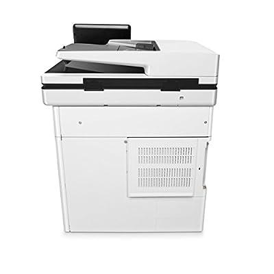 Color Laserjet Enterprise Flow MFP M577c Wireless Printer, Copy/Fax/Print/Scan, Sold as 1 Each