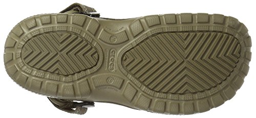 Crocs Mens Yukon Sport Kaki / Caffè
