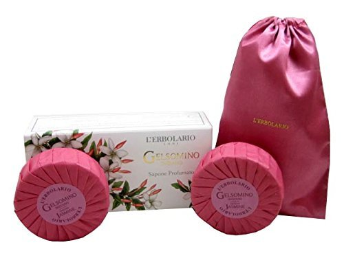L'ERBOLARIO Gelsomino Indian Jasmine Soap 2x100g by L'Erb...