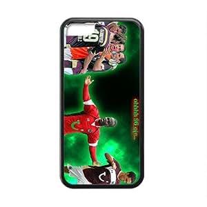 DAZHAHUI Bundesliga Pattern Hight Quality Protective Case for Iphone 5s