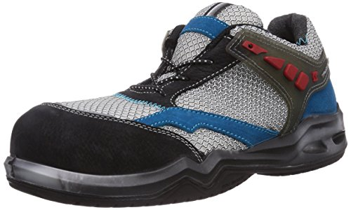 di multicolore grau blau Scarpe per Sicherheitsschuhe Flex My S1p Mts 49911 adulti schwarz sicurezza Energy miste Flex HCBOqnwz