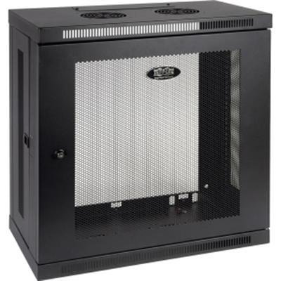 Brand New Tripp Lite Smartrack Slim 12U Wall-Mount Rack Enclosure Cabinet by Original Equipment Manufacture