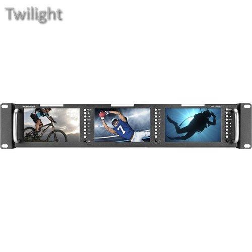 - Marshall Electronics M-LYNX-503 Rack-Mountable Triple 5