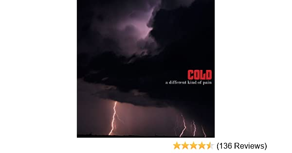 A Different Kind Of Pain Domestic Version By Cold On Amazon Music