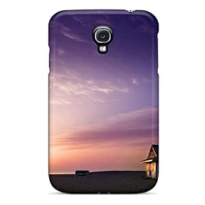 Sanp On Case Cover Protector For Galaxy S4 (hd Beach House)