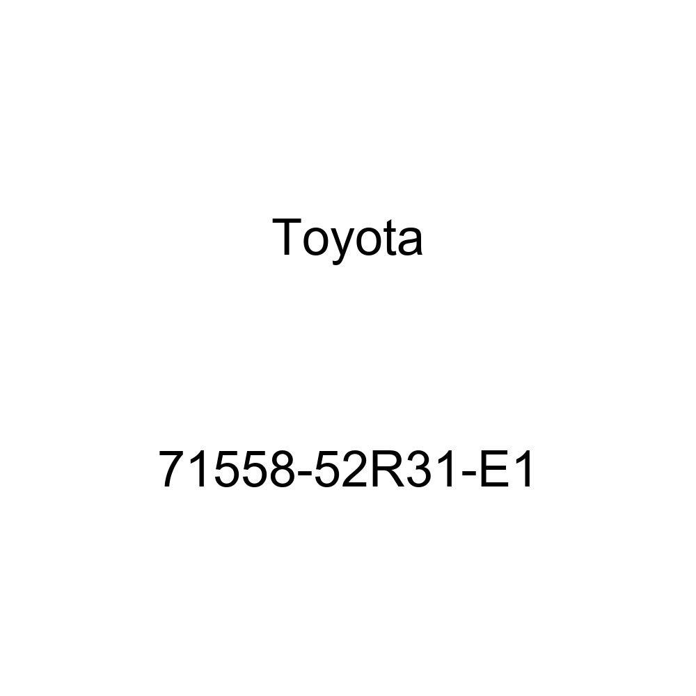 TOYOTA Genuine 71558-52R31-E1 Seat Back Pad