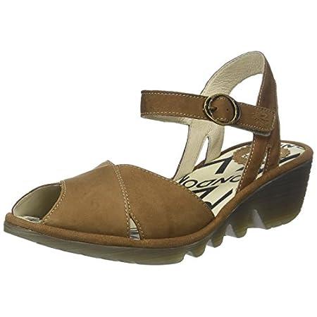 Fly London Women's Peke844fly Open Toe Sandals 41Qkhm89ZEL