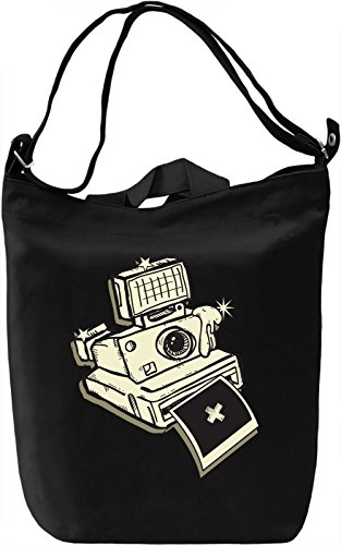 Camera star Borsa Giornaliera Canvas Canvas Day Bag| 100% Premium Cotton Canvas| DTG Printing|