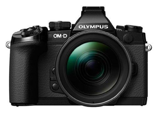 Olympus Mirror-less Slr Om-d E-m1 12-40mm F2.8 Lens Kit Black Dust Drip Om-d E-m1 12-40mmf2.8lkit