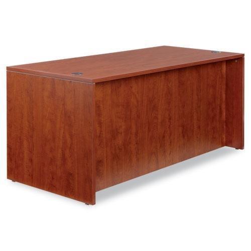 (Valencia Series Desk Shell, Medium Cherry, 66w x 30d x 29-1/2h (ALEVA216630MC))