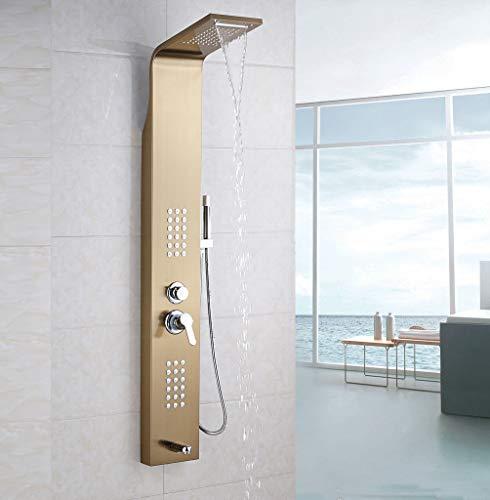 Most Popular Shower Panels