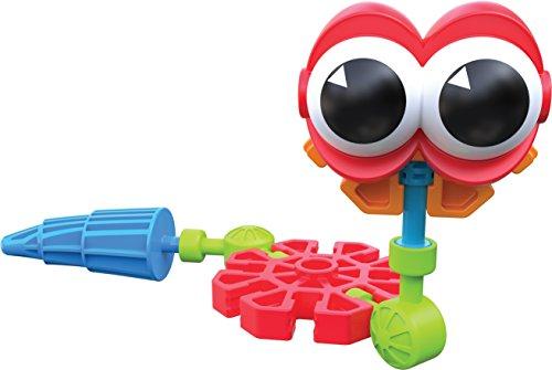 41QkkKhzsEL - K'Nex Zoo Friends Construction Toy (55 Piece)