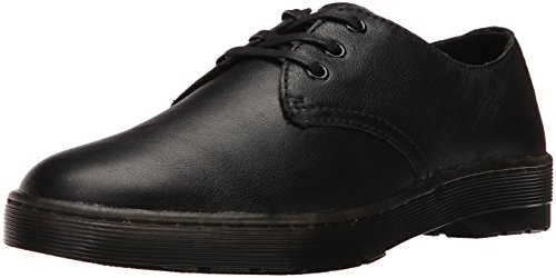 Dr. Martens Men's Coronado Oxford, Black, 7 UK/8 M (Coronado Slip)